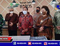 Resmikan RS Baros, Ngatiyana: Rumah Sakit di Cimahi Belum Sebanding Jumlah Penduduk