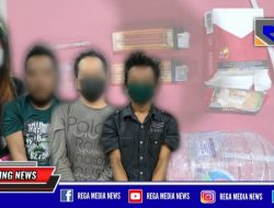 Polisi Grebek Empat Orang Saat Pesta Sabu Didalam Kamar Kost