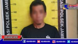 Seorang Pria di Surabaya Ngaku Anggota Pemuda Pancasila Ditangkap Polisi