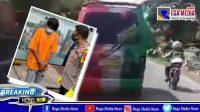 Begini Nasib Sopir Yang Videonya Viral Saat Kejar-kejaran dan Menjatuhkan Polisi