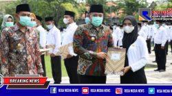 Ratusan P3K Terima SK Pengangkatan Dari Bupati Sampang