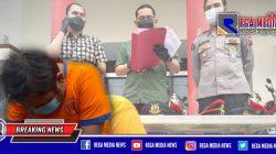 Mantan Karyawan Kejari Pontianak Dibekuk Jatanras Polrestabes Surabaya