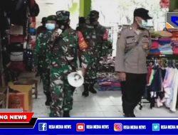 Pasar Srimangunan Sampang Jadi Langganan Operasi Yustisi