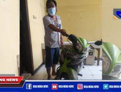 Terjatuh Saat Nyolong Motor, Warga Kapasan Surabaya Diciduk Polisi