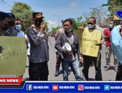 Wartawan di Bangkalan Kembali Gelar Aksi Solidaritas