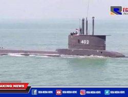 Kapal Selam KRI Nanggala Belum Ditemukan Setelah 72 Jam Hilang
