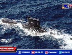 Serpihan Ditemukan, KRI Nanggala-402 Dinyatakan Tenggelam