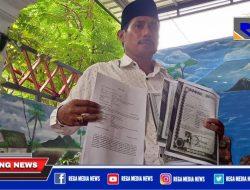 Diduga Memanipulasi Ijazah, Bacakades Batobella Bangkalan Dilaporkan Ke Polisi