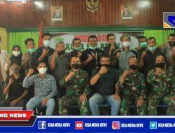 Wartawan Rega Media Terima Piagam Penghargaan Dari Dandim Aceh Selatan
