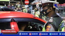 Patroli Skala Besar, Tim Gabungan Sisir Sejumlah Wilayah Surabaya