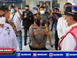 Menhub RI Tinjau Pelabuhan Gapura Surya Nusantara Surabaya