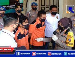 Polisi Bekuk Pelaku Pengeroyokan Pemuda di Kalimas Surabaya