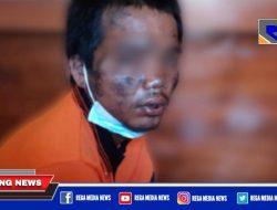 Residivis Curanmor Asal Bangkalan Babak Belur Dihajar Warga
