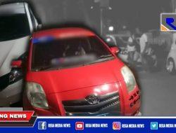 Dua Mobil Terjaring Razia Balap Liar di Sampang Diduga Dilepas