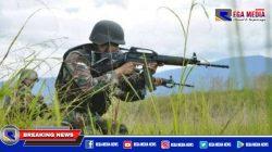 Kontak Tembak Dengan TNI-Polri, 2 Teroris KKB Tewas