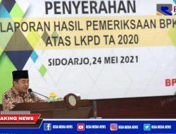 Pimpinan Dewan Apresiasi Pemkab Bangkalan Raih WTP Secara Beruntun
