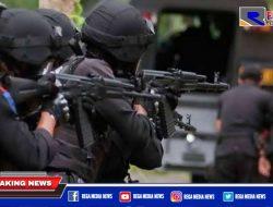 10 Terduga Teroris Diamankan Densus 88 di Merauke