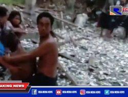 Viral Video Petasan Meledak di Kebumen Tewaskan 4 Orang