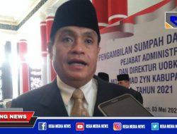 Direktur RSUD Sampang Yang Baru Janji Pelayanan Berasa Hotel Bintang 5