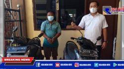 Ditangkap Warga, Residivis Curanmor di Surabaya Back To Sel Tahanan