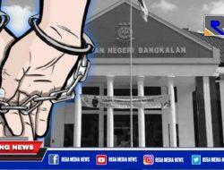 Sempat Hilang, Terpidana Korupsi Kambing Etawa Serahkan Diri Ke Kejari Bangkalan