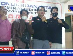 Ketua DPD Puskominfo Jatim Kawal Kekerasan Jurnalis LBI di Mojokerto