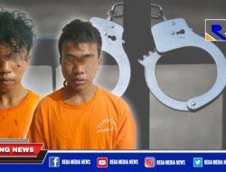 Apes, Dua Pemuda di Karangpilang Surabaya Gagal Ngejambret