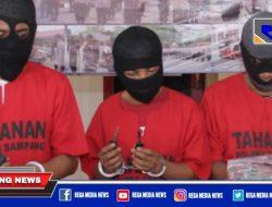 Dhemit Beraksi, Kasus Curanmor 5 TKP di Sampang Berhasil Diungkap