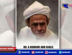 Innalillahi, KH Nawawi Abdul Jalil Pengasuh Ponpes Sidogiri Pasuruan Wafat