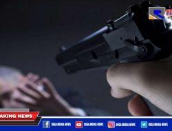Wartawan Media Online di Sumut, Ditembak Orang Tak Dikenal