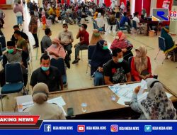 Forkopimda Apresiasi Capaian Vaksinasi Massal Aceh Selatan