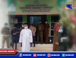 Pelanggar Syariat Islam di Aceh Selatan Dihukum Cambuk