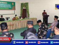 Majelis Adat Aceh Adakan Musyawarah Besar