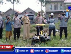 Bantu Petani, Polsubsektor Pangarengan Siapkan Hand Traktor Gratis