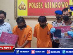 Polisi Ringkus Kurir Sekaligus Pengedar Sabu di Surabaya