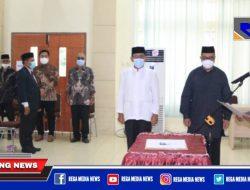 Lantik Sejumlah Pejabat, Bupati Aceh Selatan Berikan Warning