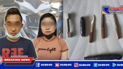 Buat Biaya Kawin, Sepasang Sejoli di Surabaya Nekat Mencuri Motor