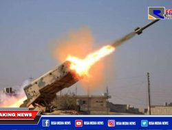 Roket Hantam Luar Istana Afghanistan Saat Shalat Idul Adha Berlangsung