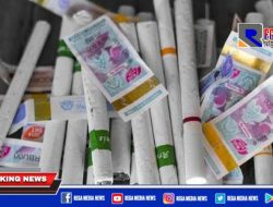 Sebagian Anggaran DBHCHT di Pamekasan Digunakan Untuk Penindakan Rokok Bodong