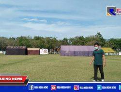 Rumah Sakit Darurat di Lapangan Wijaya Sampang Belum Dilengkapi Alat Medis