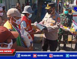 Kabid Humas Polda Jatim Gelar Baksos di Wilayah Sunan Ampel