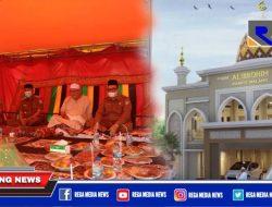 Warga Gampong Beutong Mulai Bangun Masjid Secara Swadaya