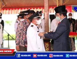 Kades Terpilih di Bangkalan Dilantik, Ini Pesan Ra Latif