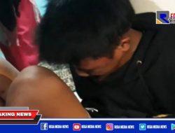 Kepergok Nyolong, Pemuda Pancor Sampang Dibogem Warga