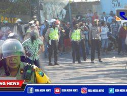 Polisi Redam Bentrok Warga Madura Dengan Flores