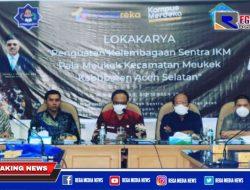 UTU dan Pemkab Aceh Selatan Gelar Loka Karya dan FGD Kelembagaan