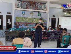 Edukasi Bahaya Rokok Ilegal, Petugas Keliling Desa di Pamekasan