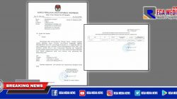 Sekretaris Dishub Aceh Selatan Dilantik KPU Pusat