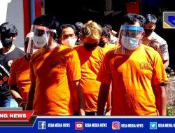 Polisi Ringkus Puluhan Budak Narkoba di Bangkalan