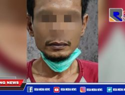 Pria Asal Jawa Tengah Digrebek Polisi